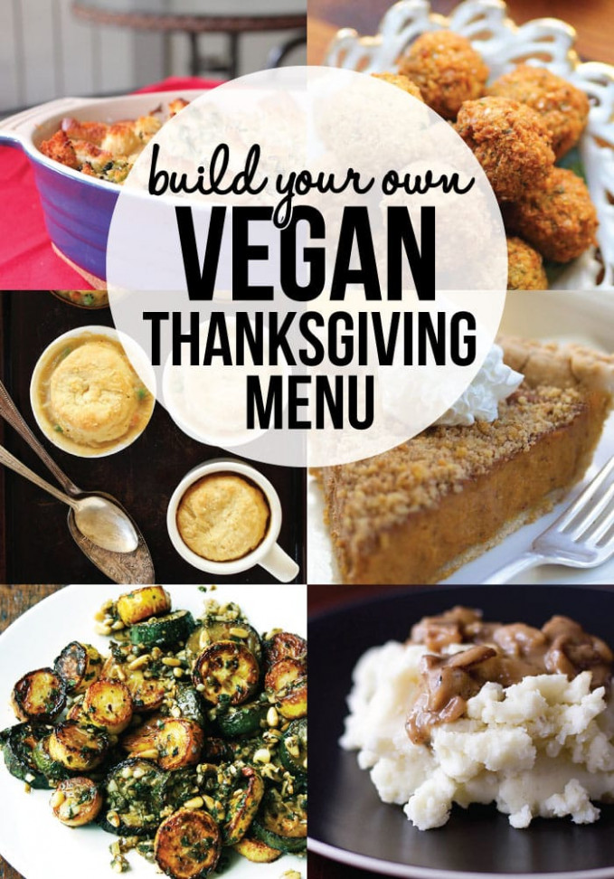 Vegan Thanksgiving Recipes: Sides, Mains, Dessert, Gravy ..