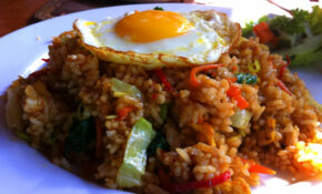 Vegan | The Quest For Kinder Cuisine – Recipe Vegetarian Nasi Goreng