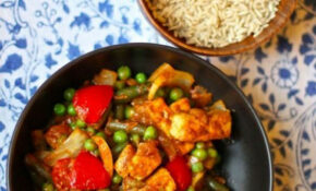 Vegan Tofu Vindaloo | Indian | Vindaloo, Tofu Vindaloo ..