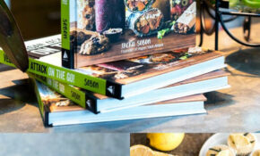Vegan Yack Attack On The Go! Launch + Giveaway – Recipes Vegetarian Meal Prep