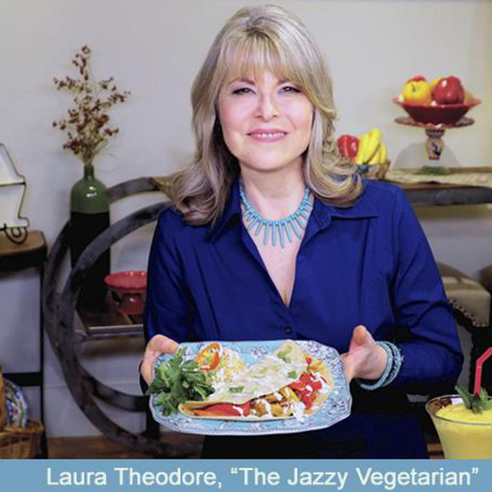 Veganize It! with Robin Robertson | The Jazzy Vegetarian on ..