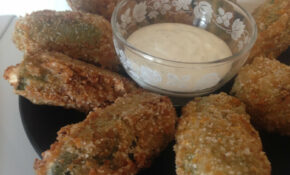 Vegans Have Superpowers: Easy Jalapeno Poppers – Recipes Jalapeno Poppers Vegetarian