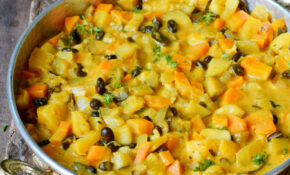 Vegetable Curry – Healthy Recipes Indian Veg