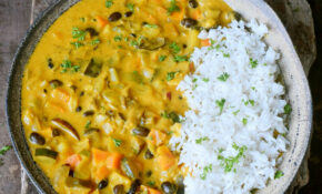 Vegetable Curry – Healthy Recipes Veggies