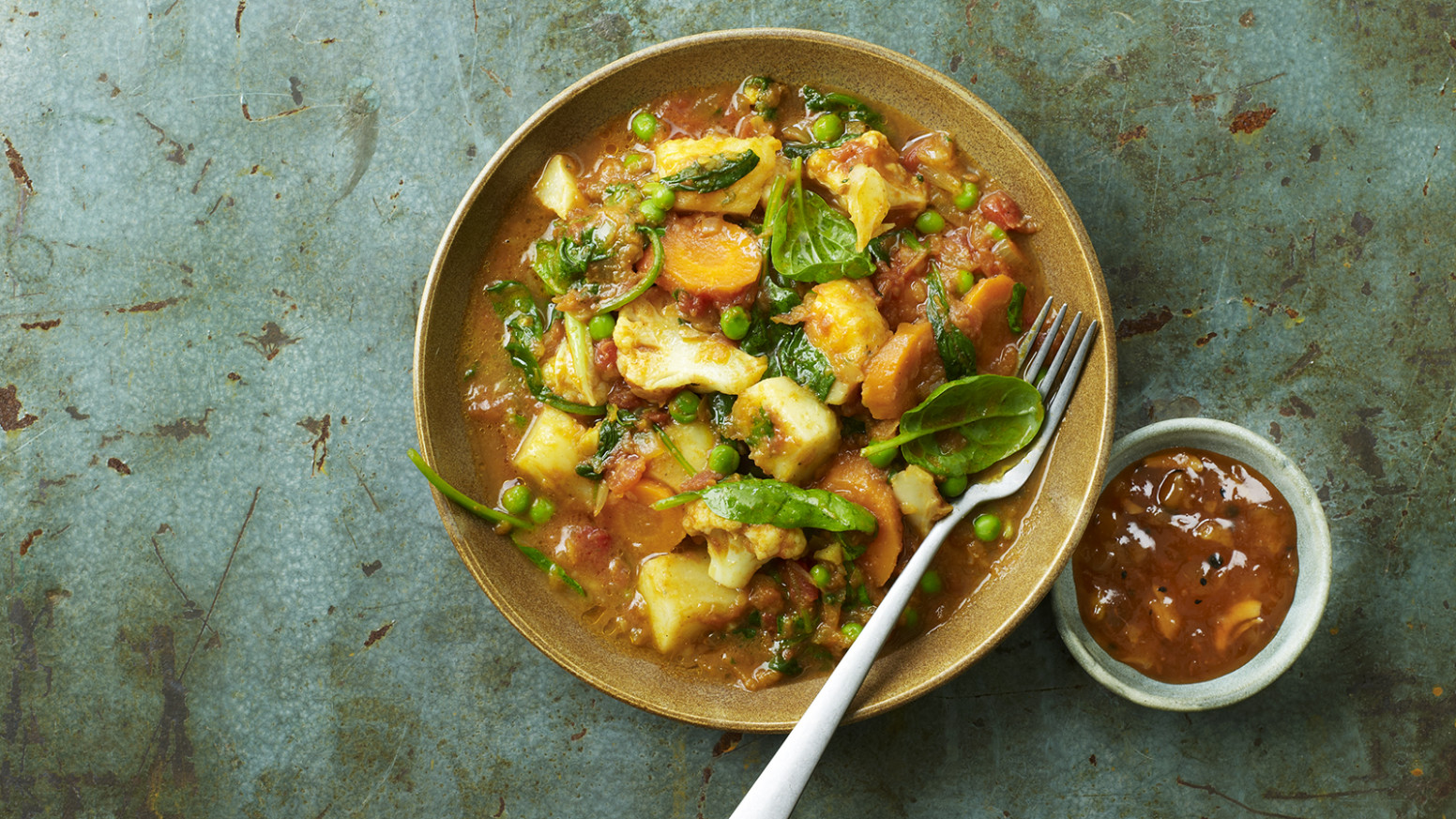 Vegetable Curry - Recipes Vegetarian Quick