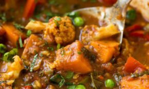 Vegetable Curry | RecipeTin Eats