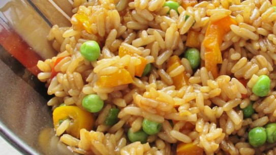 Vegetable Fried Rice Recipe - Allrecipes