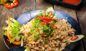 Vegetable Fried Rice Recipe – Healthy Chicken And Vegetable Recipes