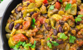Vegetable Gumbo Recipe Cajun – Recipe Vegetarian Gumbo