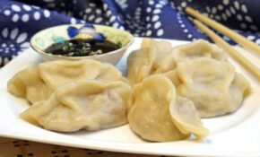 Vegetable Jiaozi (Chinese Dumplings) • Curious Cuisiniere – Recipe Vegetarian Dumplings Chinese