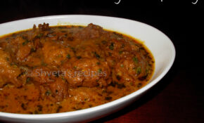 Vegetable Kofta | Shveta's Recipes – Recipe Vegetarian Kofta Curry