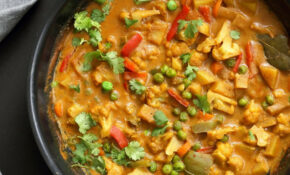 Vegetable Korma – Creamy Indian Korma Recipe No Onion Garlic ..