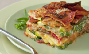 Vegetable Lasagna – San Remo – Recipes Vegetarian Lasagne