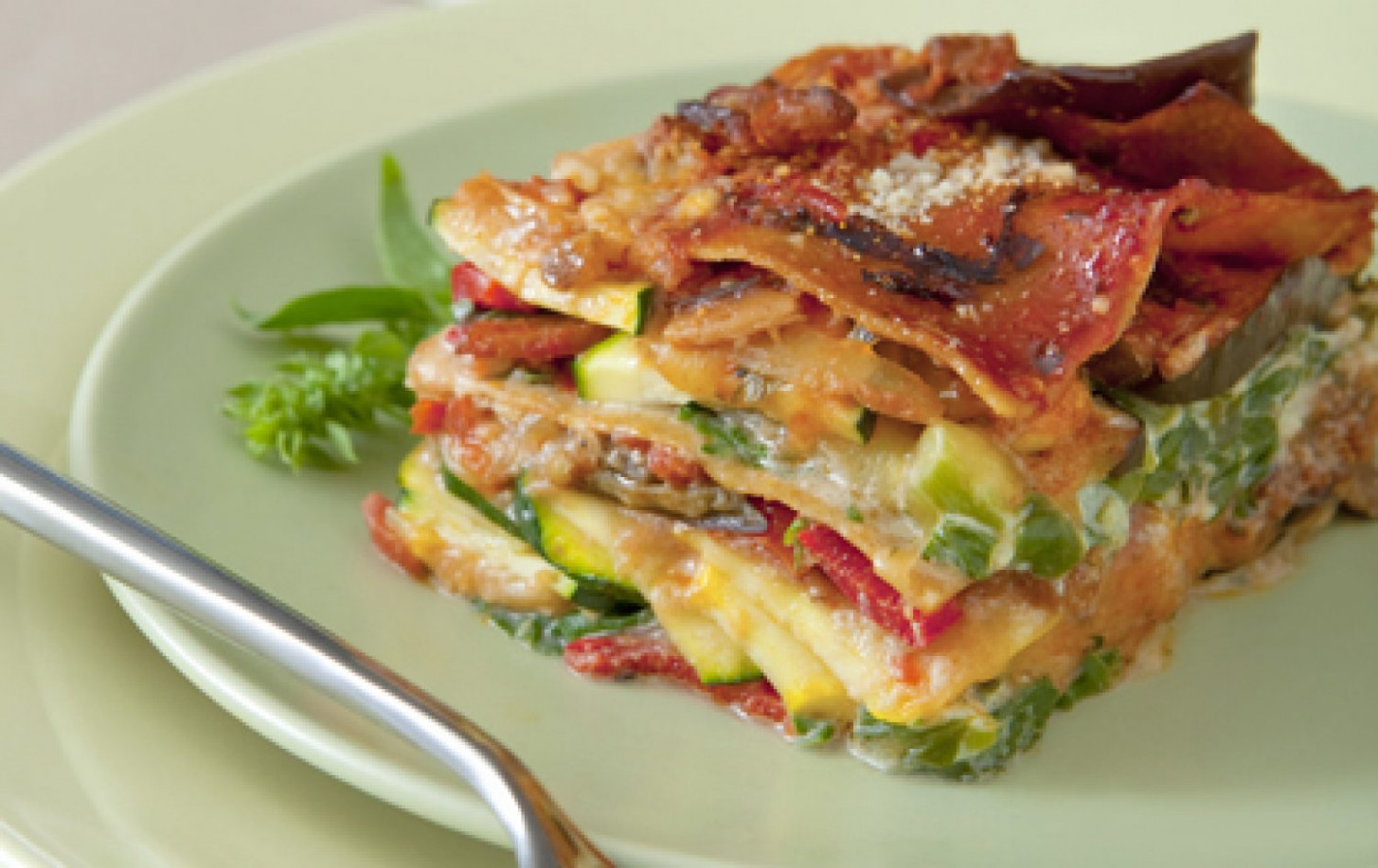 Vegetable Lasagna - San Remo - recipes vegetarian lasagne