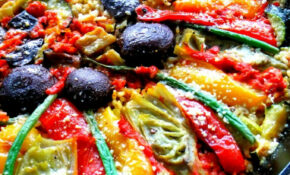Vegetable Paella, Italian Style – Proud Italian Cook – Recipes Vegetarian Italian