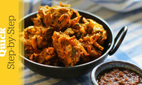 Vegetable Pakora – Indian Food Recipes Vegetarian