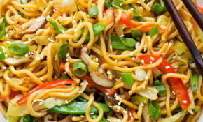 Vegetable Ramen Stir Fry – Life Made Simple – Ramen Recipes Vegetarian