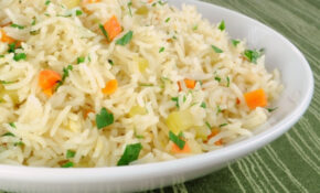 Vegetable Rice Pilaf | For The Love Of Cooking – Recipes Rice Vegetarian