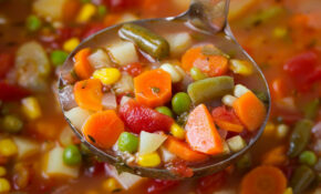 Vegetable Soup – Best Homemade Chicken Vegetable Soup Recipes