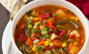 Vegetable Soup – Good Vegetarian Recipes