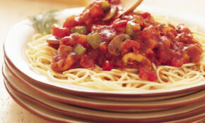 Vegetable Spaghetti Sauce Recipe From Betty Crocker – Recipes Vegetarian Pasta Sauce
