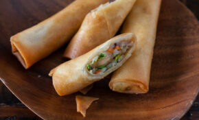 Vegetable Spring Rolls Recipe | Steamy Kitchen – Recipe Vegetarian Egg Rolls