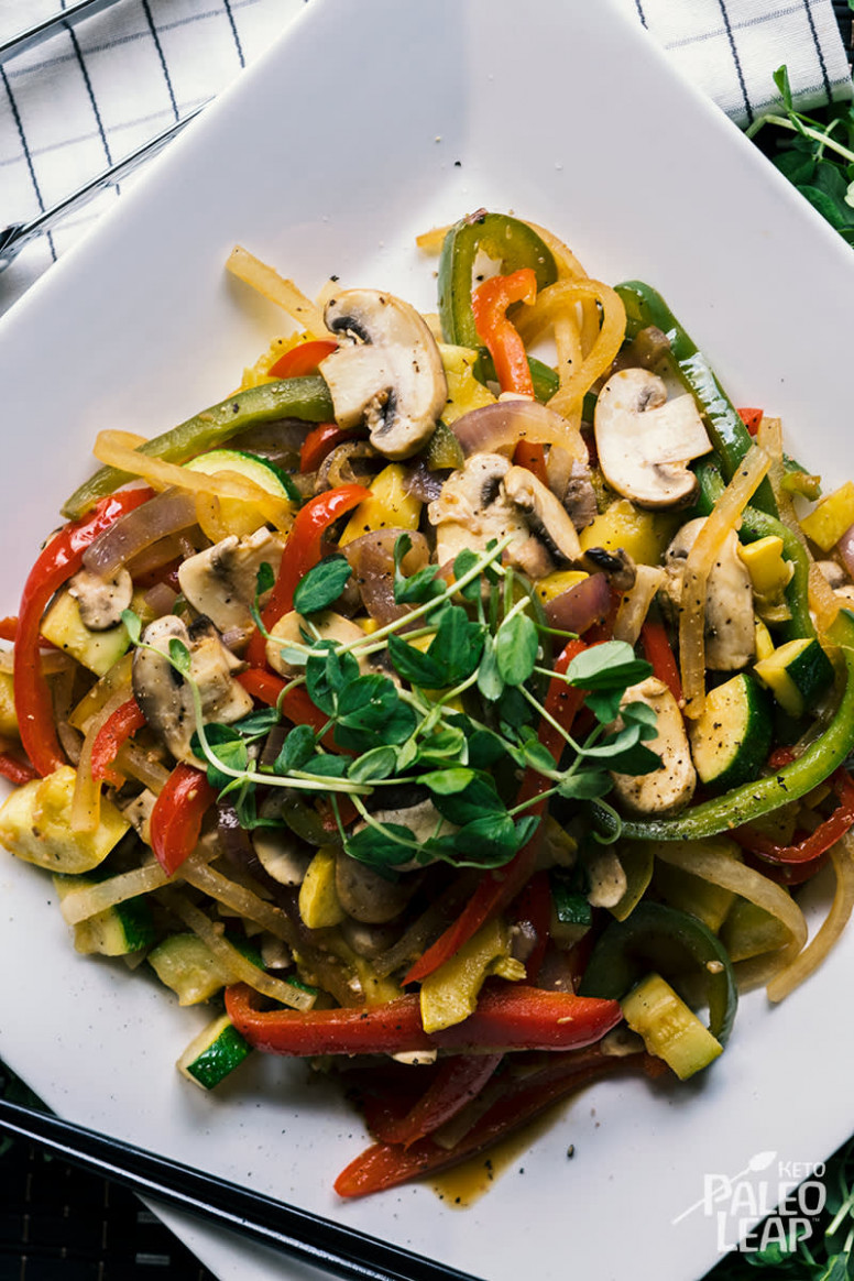 Vegetable Stir-Fry Recipe - stir fry recipes vegetarian
