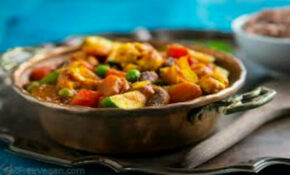 Vegetable Vindaloo Recipe – How To Make Vegetable Vindalu ..