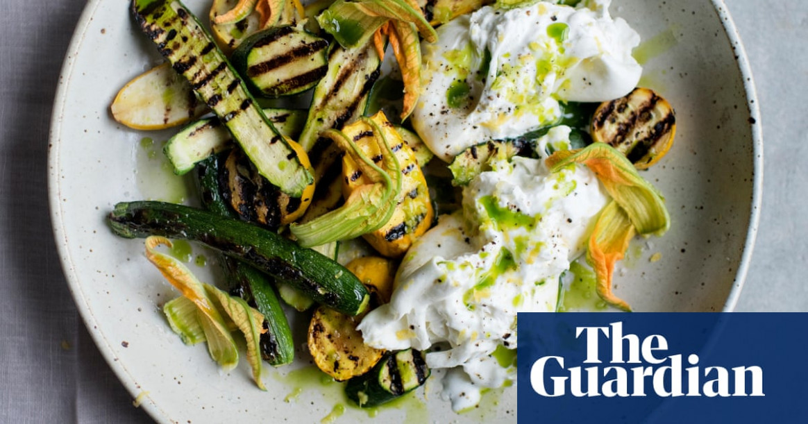 Vegetarian Barbecue Recipes To Fire Up The Imagination ..