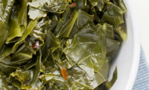 Vegetarian Brown Sugar Collard Greens – Brooklyn Farm Girl – Recipes Collard Greens Vegetarian