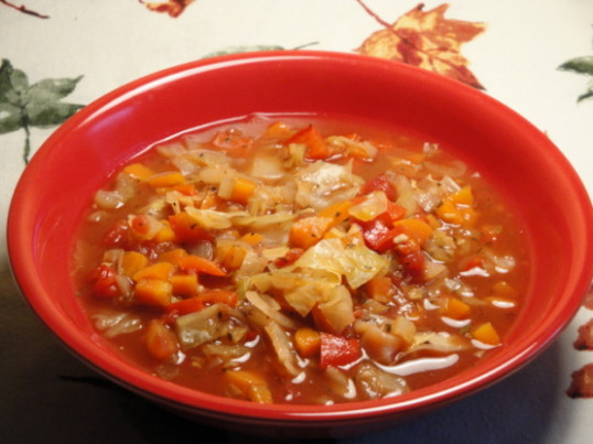 Vegetarian Cabbage Soup Recipe - Genius Kitchen - recipes cabbage vegetarian