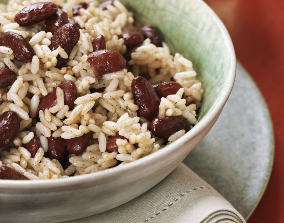 Vegetarian Caribbean Red Beans and Rice Recipe (Vegan ..