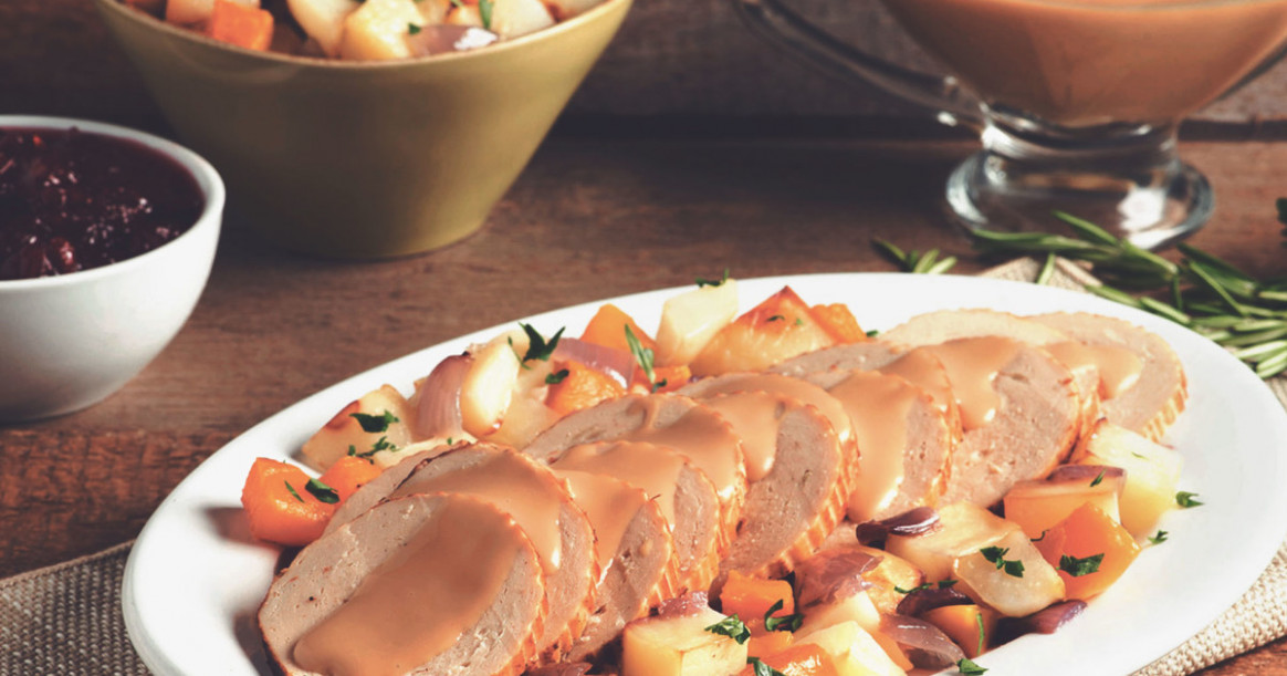 Vegetarian Celebration Turkey Roast | Quorn US - vegetarian recipes quorn