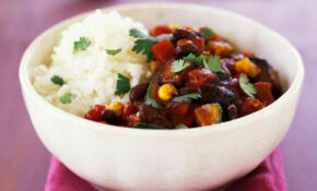 Vegetarian Chili: An Easy Recipe For A Vegetarian Chili – Recipes Main Course Vegetarian