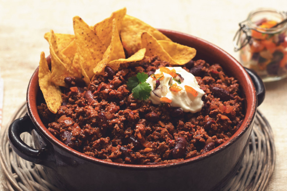 Vegetarian Chili Con Carne Recipe | Quorn US - Recipes With Vegetarian Mince