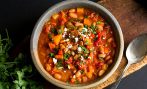 Vegetarian Chili With Winter Vegetables – The New York Times – Recipe Vegetarian Dishes