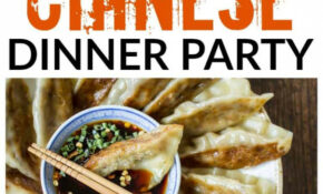 Vegetarian Chinese Dinner Party Menu – The Wanderlust Kitchen – Recipes Vegetarian Dinner Party