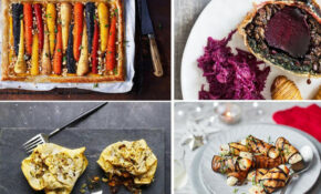 Vegetarian Christmas Dinner Ideas That Look Delicious ...