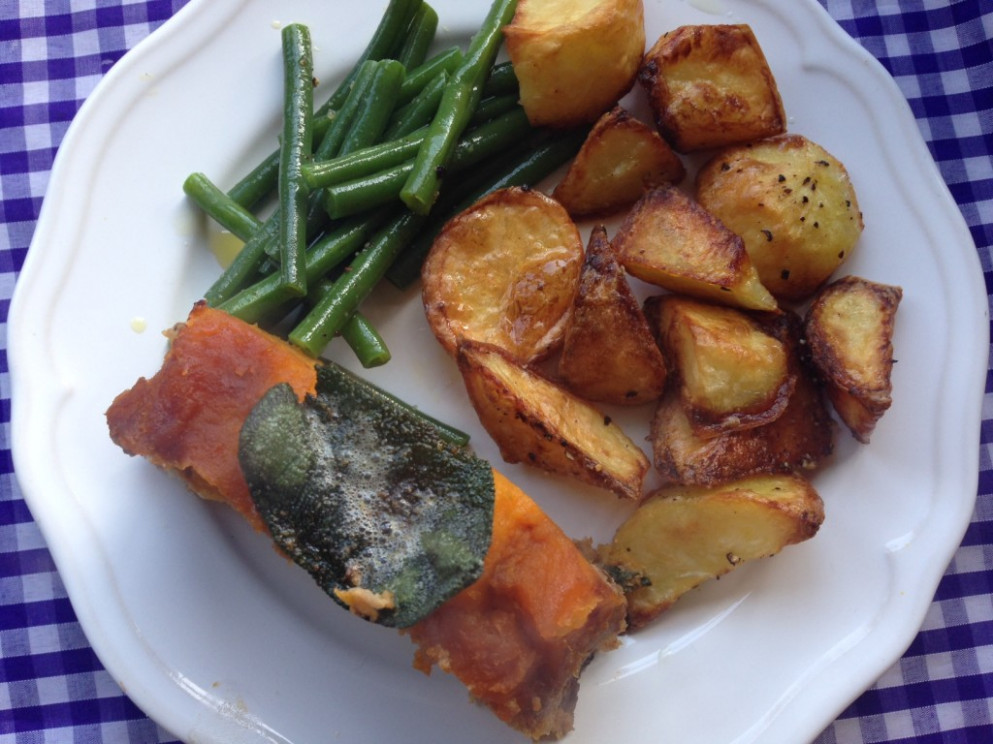 Vegetarian Christmas Dinner - recipes vegetarian christmas main course