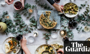 Vegetarian Christmas: Recipes From Anna Jones | Life And ..