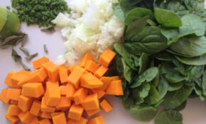 Vegetarian Curry – Ingredients – Recipes Vegetarian Curry