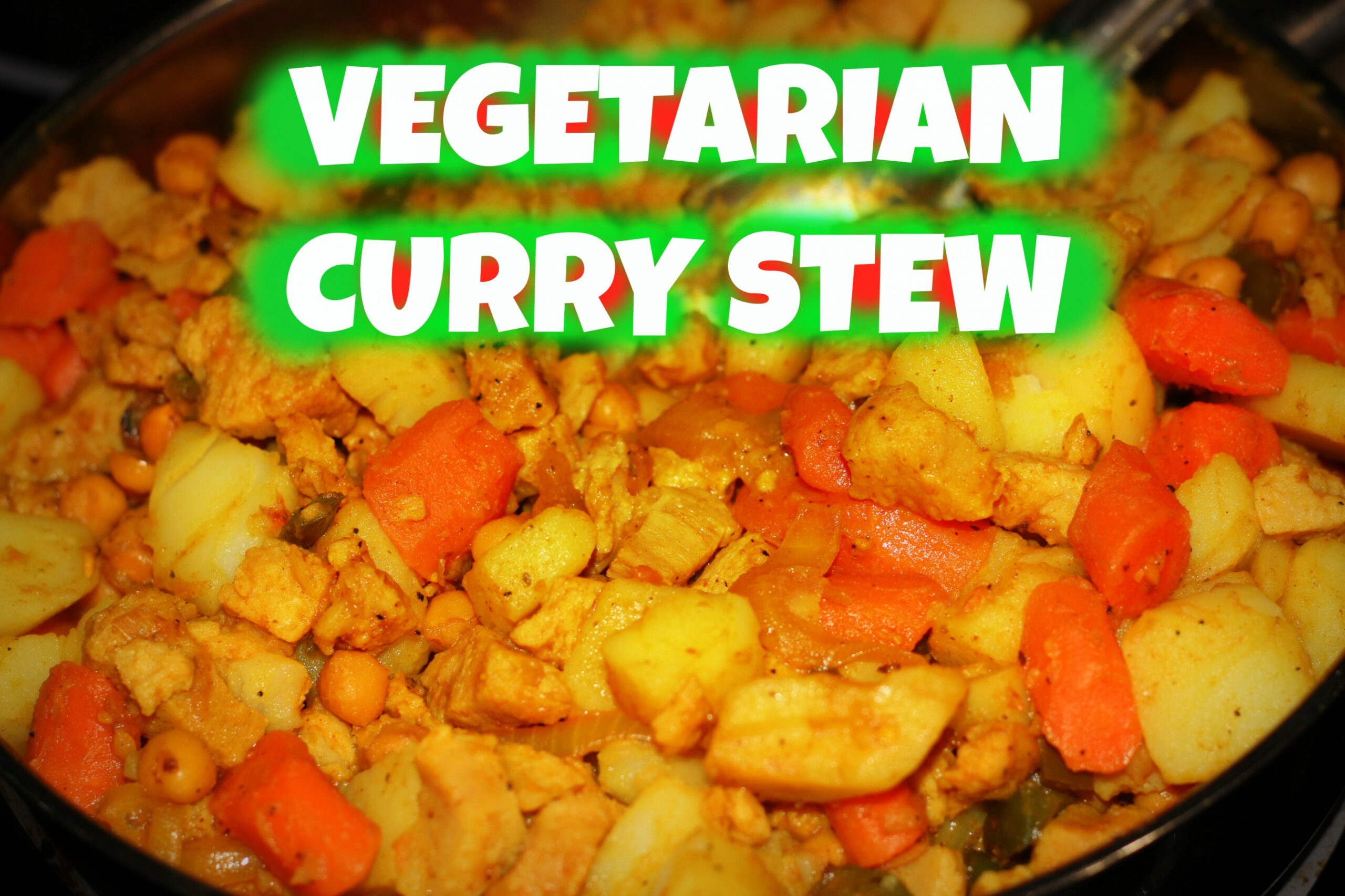 Vegetarian Curry Stew | The Jamaican Mother - recipes jamaican food