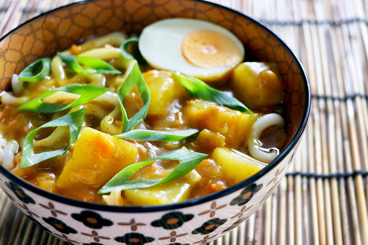 Vegetarian Curry Udon Noodles | Asian Inspirations - udon recipes vegetarian