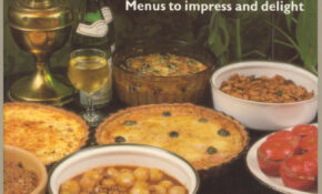 Vegetarian Dinner Parties 1990 By Leon Lewis – Recipes Vegetarian Dinner Party