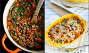 Vegetarian Dinner Recipes | Cookincanuck