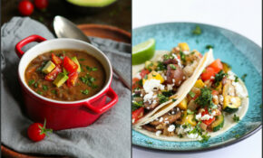 Vegetarian Dinner Recipes #healthy