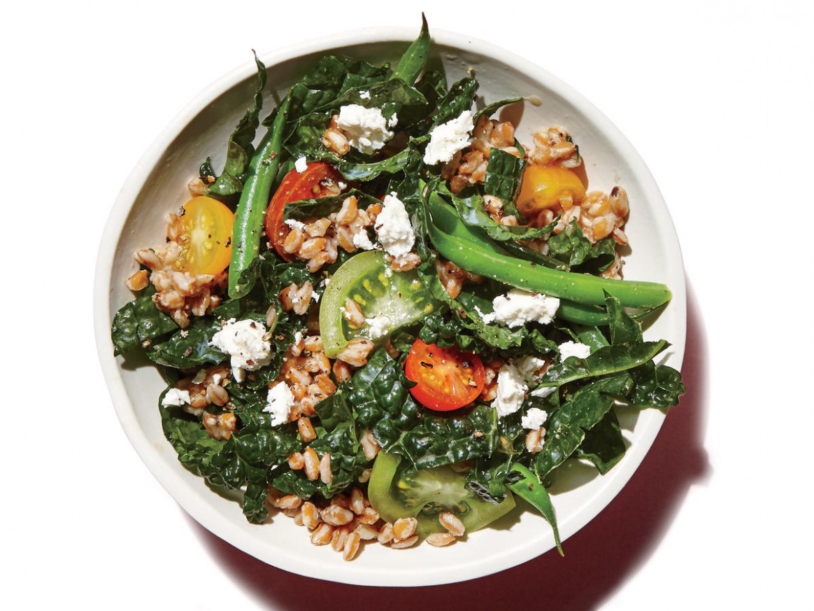 Vegetarian Dinners for Two - Cooking Light - farro recipes vegetarian