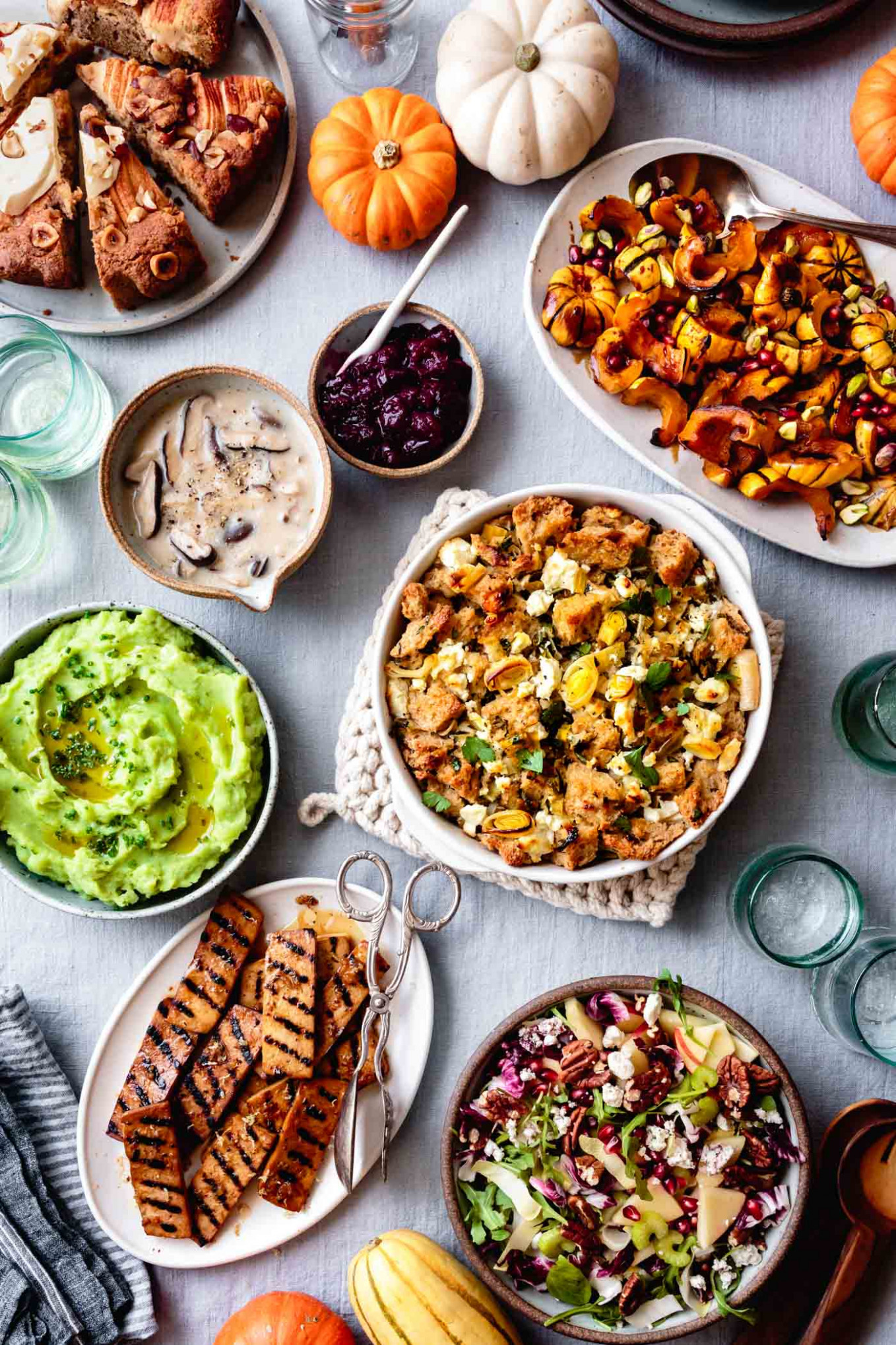 Vegetarian Gluten-Free Thanksgiving Recipes • The Bojon Gourmet - gluten free recipes vegetarian