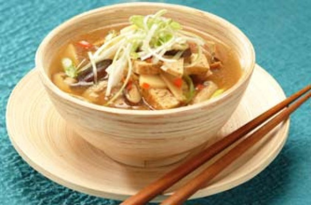 Vegetarian hot and sour soup recipe - goodtoknow - recipe vegetarian hot and sour soup