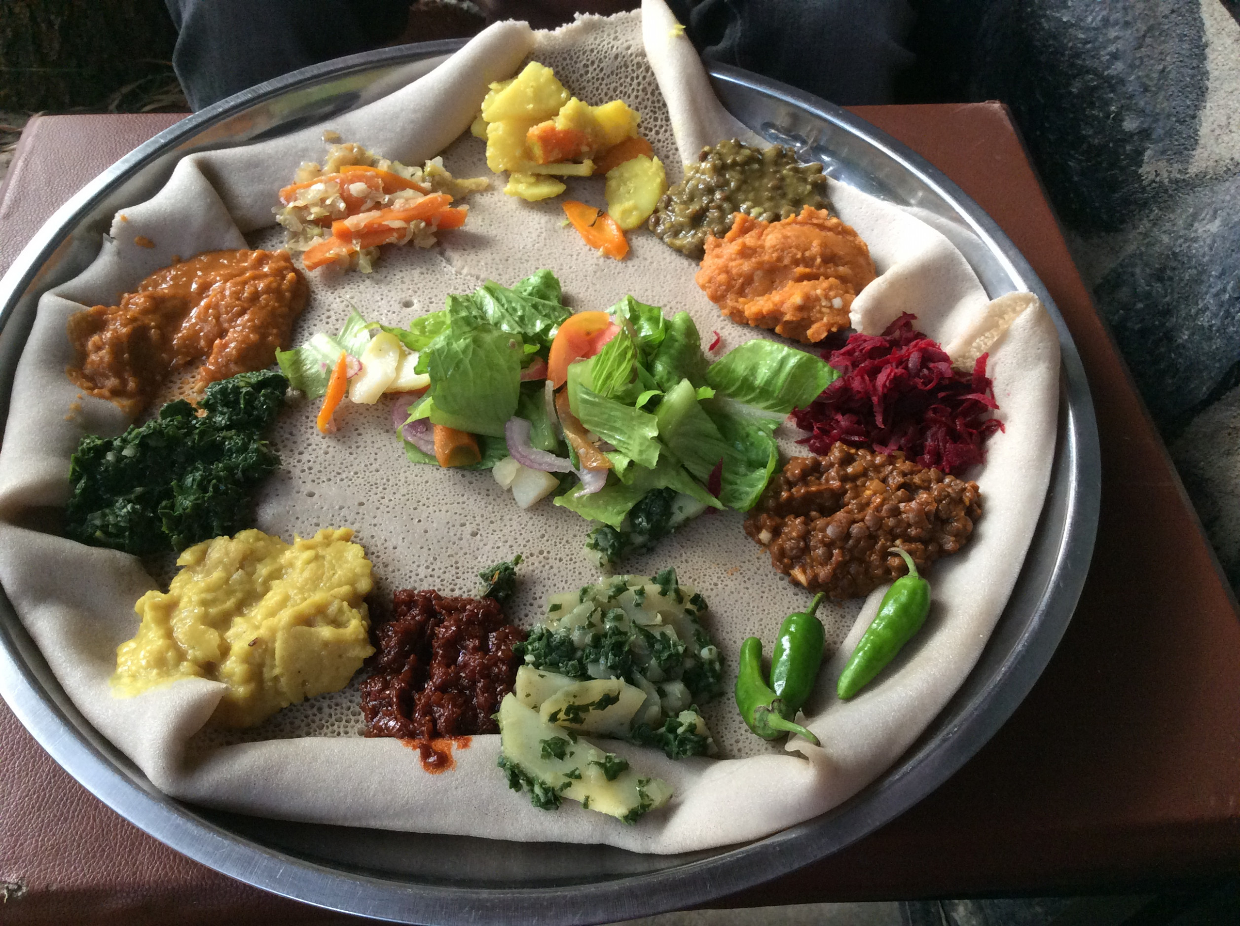 Vegetarian in Ethiopia | The Nomadic Vegetarian - ethiopian recipes vegetarian